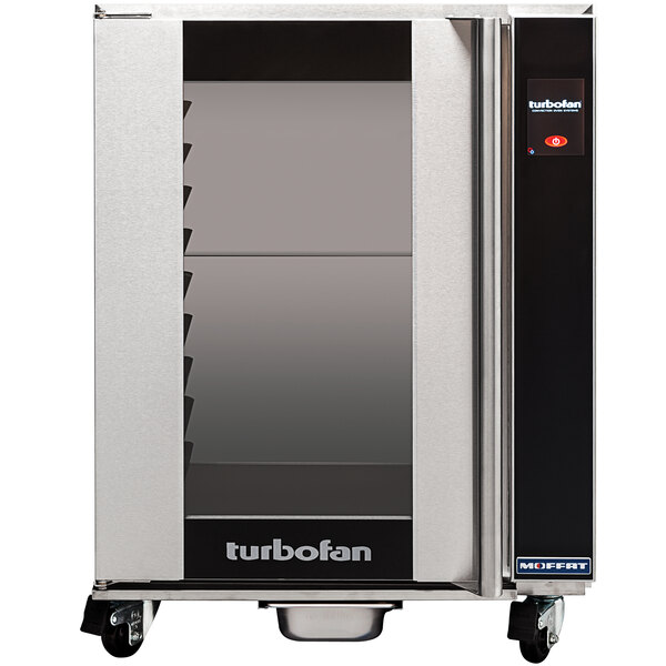 Moffat USH10T-FS Turbofan Full Size 10 Tray Electric Holding Cabinet with Touch Screen Controls - 208-240V Main Image 1
