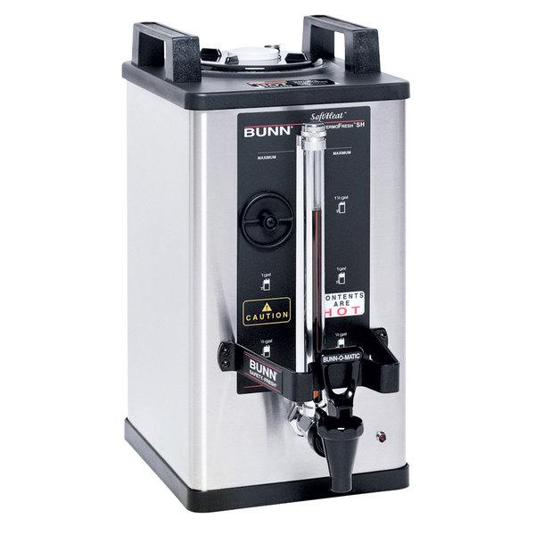 Bunn 27850.0001 Soft Heat 1.5 Gallon Stainless Steel Coffee Server