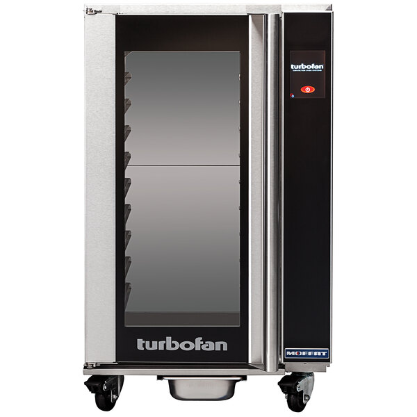 Moffat USH10T Turbofan Half Size 10 Tray Electric Holding Cabinet with Touch Screen Controls - 110-120V Main Image 1