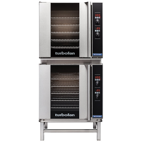 Moffat DSKE32 Turbofan Double Stacking Kit with Adjustable Feet for E32D4 Convection Oven Main Image 1