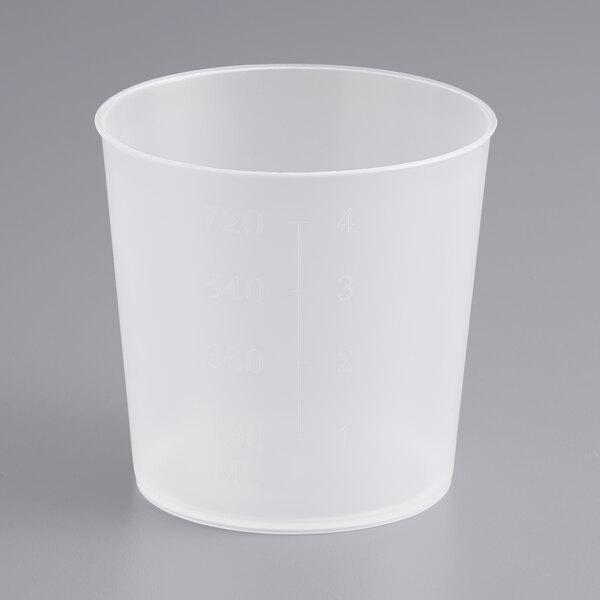 Avantco RICECUP 4 Serving Rice Measuring Cup - 24 oz. Main Image 1