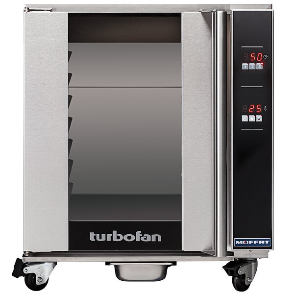 Moffat USH8D-FS-UC Turbofan Full Size 8 Tray Electric Undercounter Holding Cabinet with Digital Controls - 208-240V Main Image 1