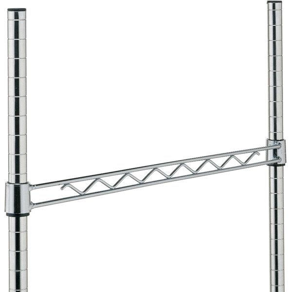 """Metro H124C Chrome Hanger Rail 24"""""""