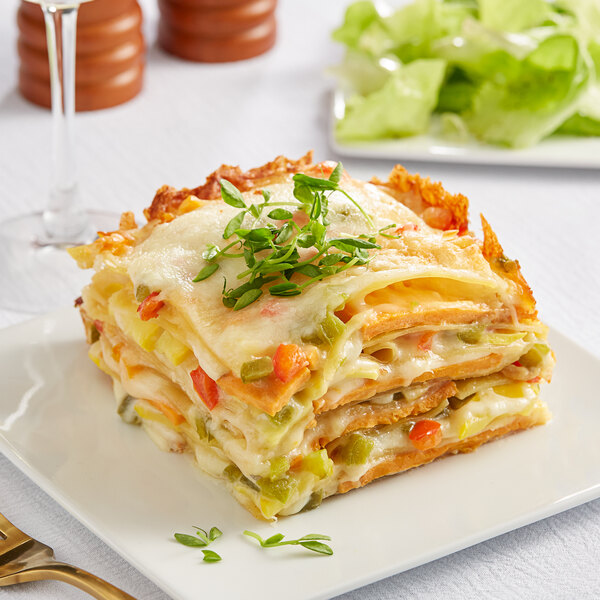 Barilla 10 oz. Gluten-Free Oven-Ready Lasagna Pasta - 12/Case Main Image 3