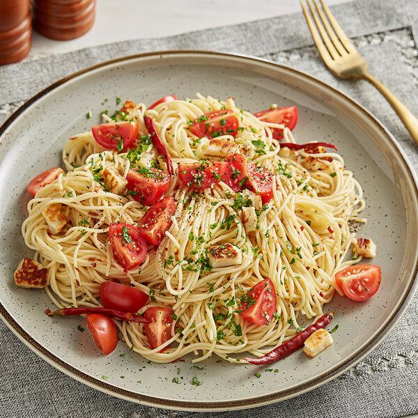Barilla 20 lb. Thin Spaghetti Pasta Main Image 3