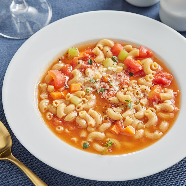 Barilla 10 lb. Whole Grain Elbow Pasta - 2/Case Main Image 3