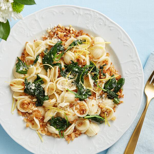 Barilla 20 lb. Orecchiette Pasta Main Image 3