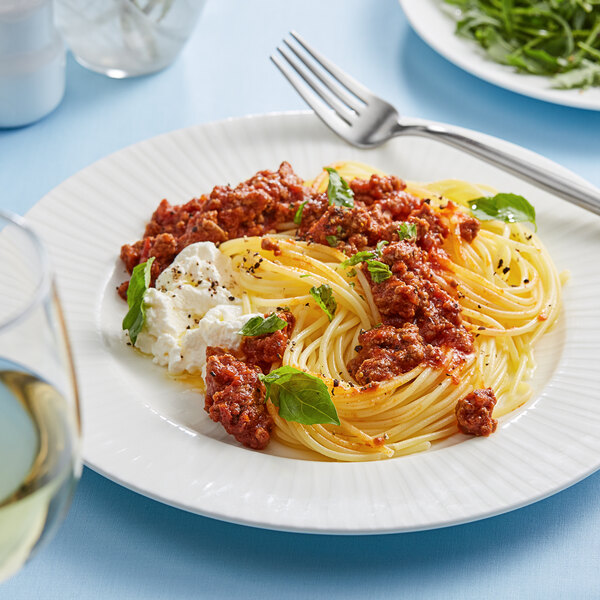Barilla 12 oz. Gluten-Free Spaghetti Pasta - 12/Case Main Image 3