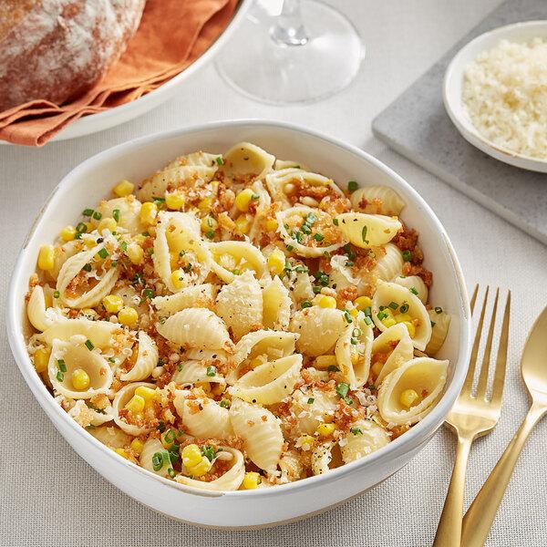 Barilla 20 lb. Conchiglie Rigati Pasta Main Image 3