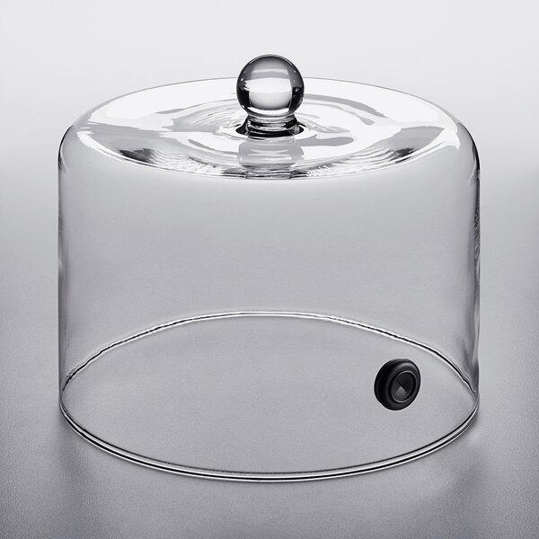 PolyScience CSM018CLRONXX1 Glass Cloche for Smoking Gun Pro Main Image 1