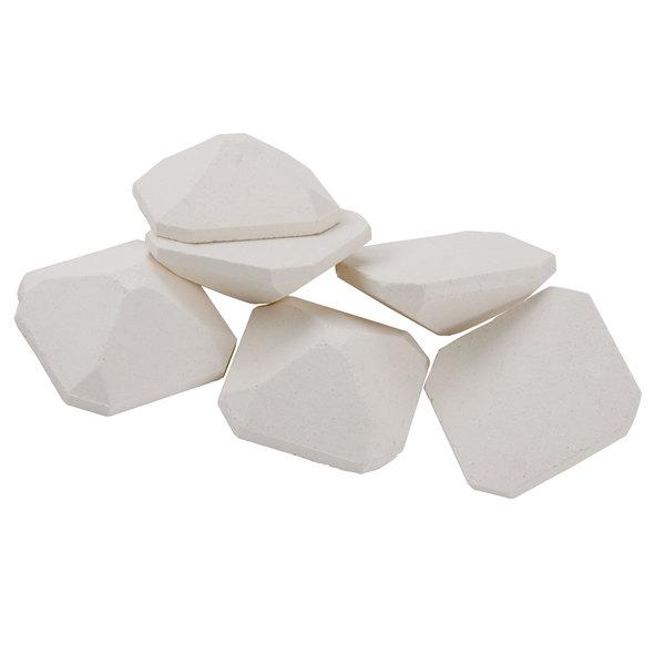 Ceramic Grill Briquettes - 50/Box