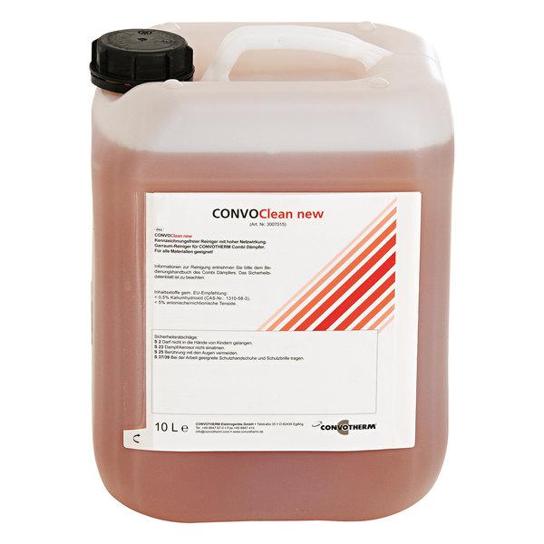 Convotherm CCLEAN 10 Liter ConvoClean Solution - 2/Case