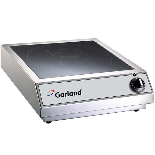 garland gishba countertop induction range 208v 3 phase 5 kw