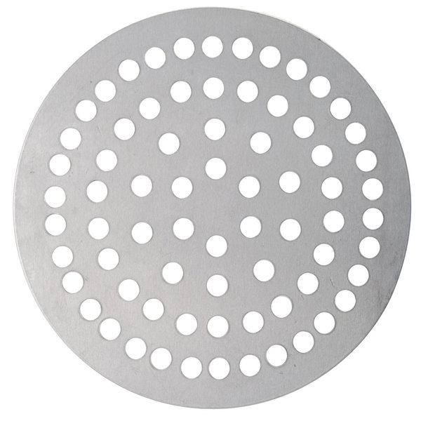 "American Metalcraft 18907SP 7"" Super Perforated Aluminum Pizza Disk"