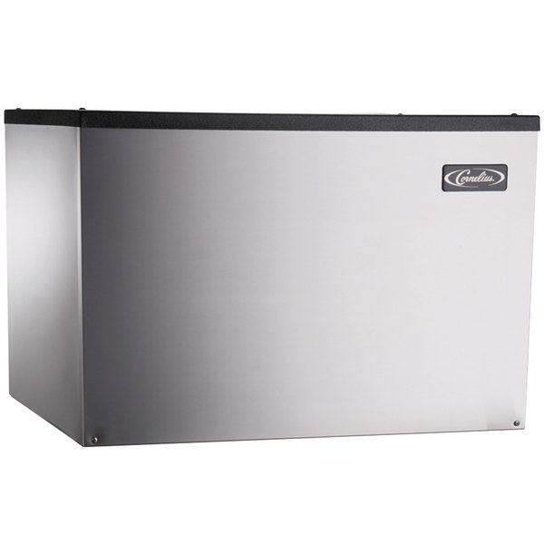 """Cornelius CCM0830AF2 Nordic Series 30"""" Air Cooled Full Size Cube Ice Machine - 1094 lb."""