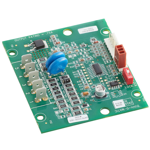Bunn 32400.0003 Digital Timer Replacement Kit with No Adaptor for Coffee Brewers -240V Main Image 1