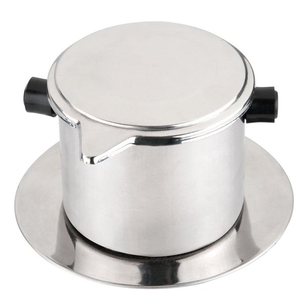 Single Serving Stainless Steel Vietnamese Coffee Press / Filter