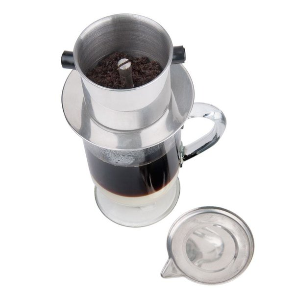 Single Serving Stainless Steel Vietnamese Coffee Press Filter Main Picture Image Preview