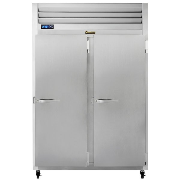 """Traulsen G20012 52"""" G Series Reach-In Refrigerator - Right / Right Hinged Doors Main Image 1"""