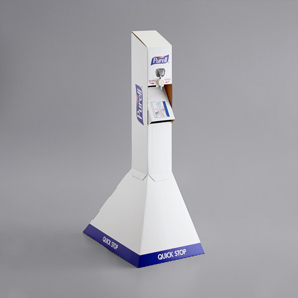 Purell® 2156-02-QFS Emergency Response Quick Floor Stand Kit for Purell NXT Refills Main Image 1