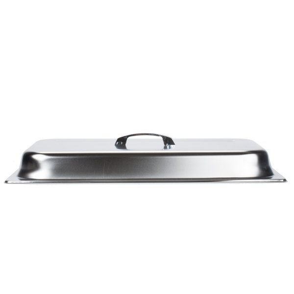 Choice 8 Qt. Full Size Stainless Steel Chafer Cover