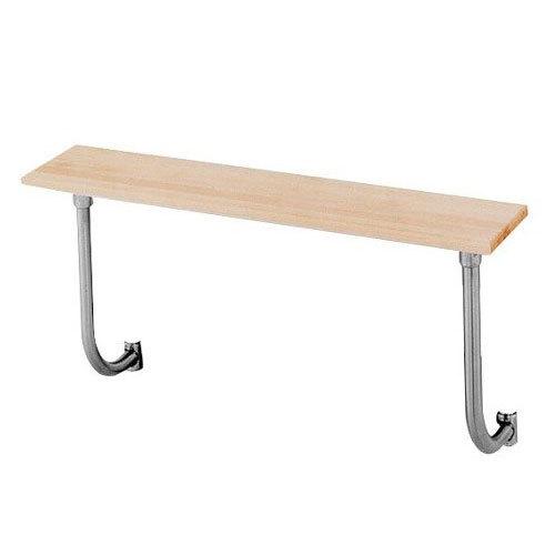 "Advance Tabco TA-926 72"" Adjustable Hardwood Cutting Board"