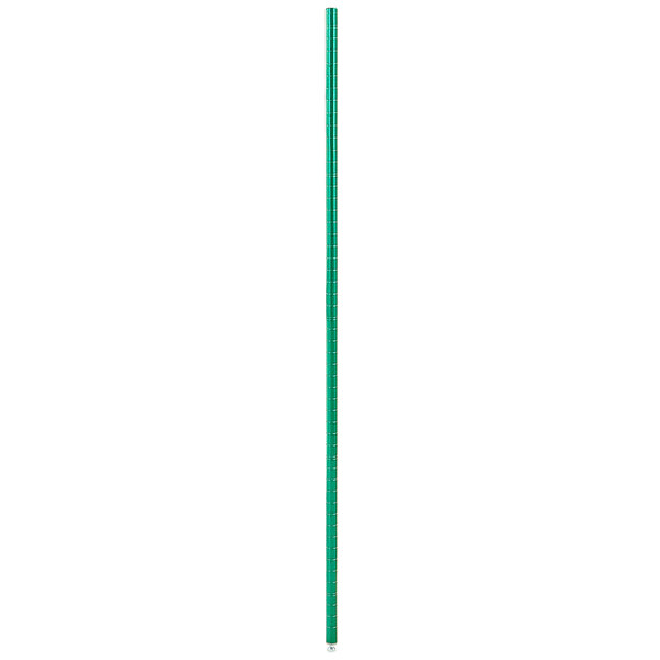 """Eagle Group P54-E 54"""" Stationary Post for Eaglegard® Green Epoxy NSF Wire Shelving Main Image 1"""