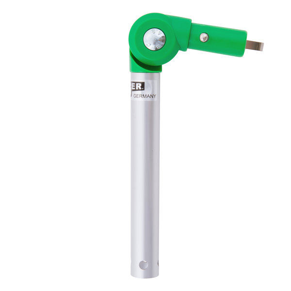 Unger CJN00 Cranked Joint Angle Adapter - Plastic Thread