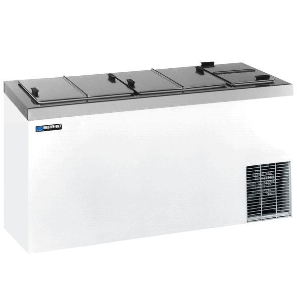 "Master Bilt DC-10D 67"" Flip Lid Ice Cream Dipping Cabinet Main Image 1"