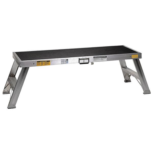 Bauer Corporation 20900 Fold-N-Go Work Platform - 500 lb. Capacity Main Image 1