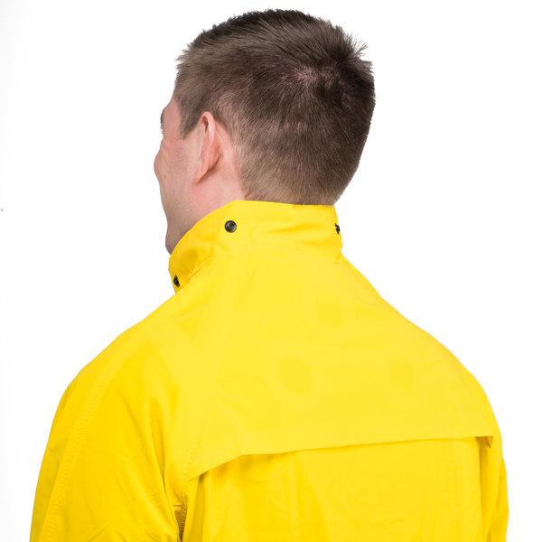 f4830783218 Yellow 3 Piece Rainsuit - XXXL