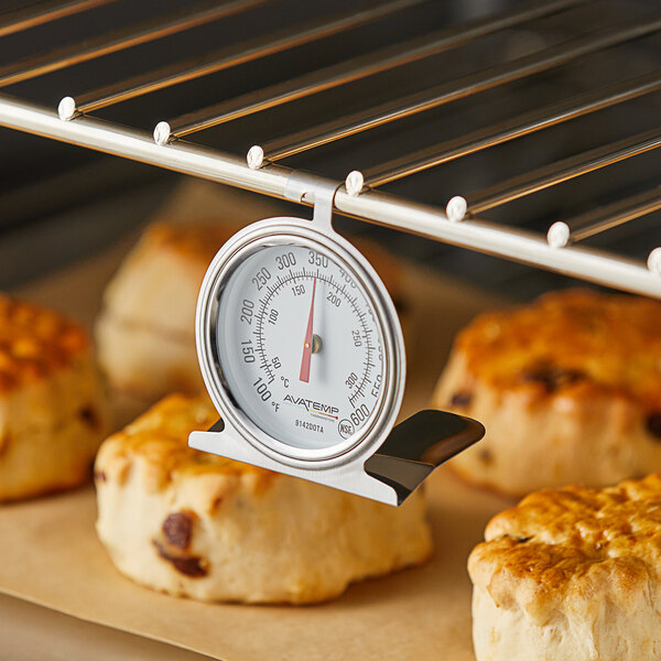 """AvaTemp 2 1/2"""" Dial Oven Thermometer Main Image 3"""