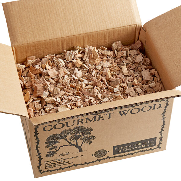 Apple Wood Chips - 1.5 cu. ft. Main Image 1