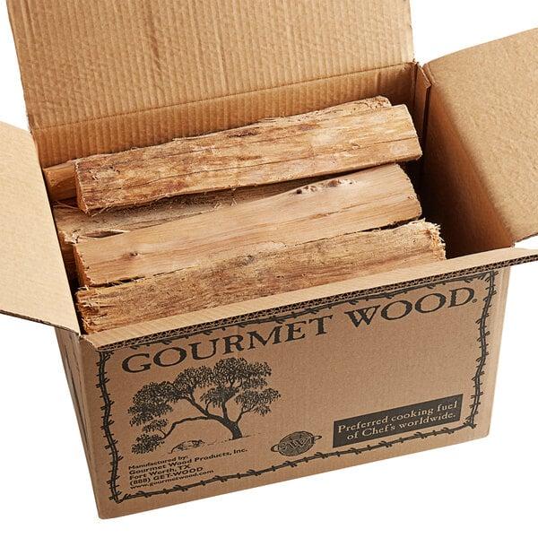 Pecan Wood Logs - 1.5 cu. ft. Main Image 1