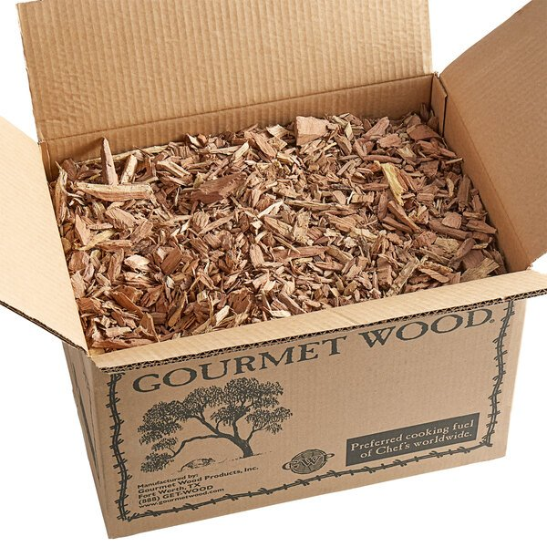 Mesquite Wood Chips - 1.5 cu. ft. Main Image 1