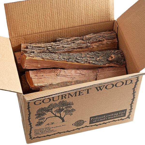 Mesquite Wood Logs - 1.5 cu. ft. Main Image 1