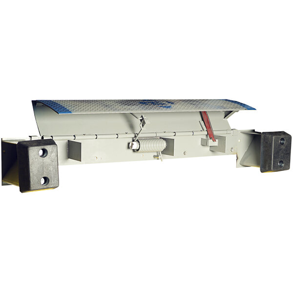 "Bluff Manufacturing 30EP72 EP Series 72"" Edge of Dock Leveler - 30,000 lb. Capacity Main Image 1"