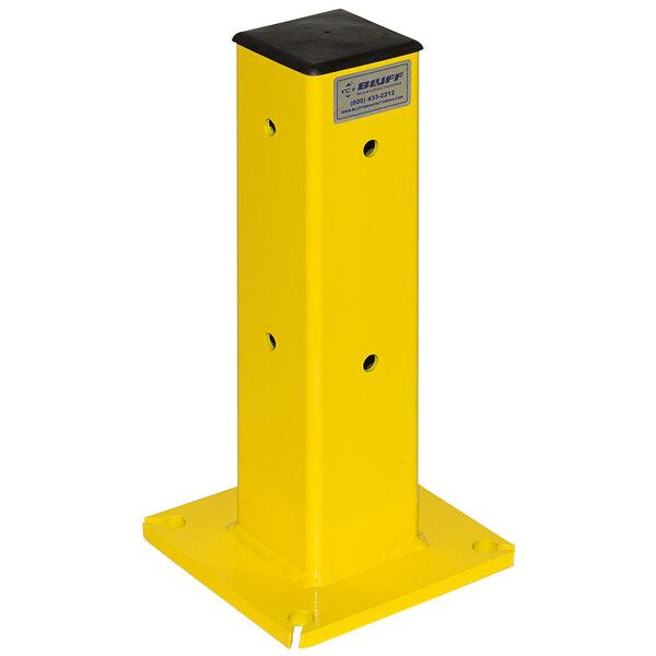 "Bluff Manufacturing TGP18-C Tuff Guard 18"" Tube Corner Post with Fasteners Main Image 1"