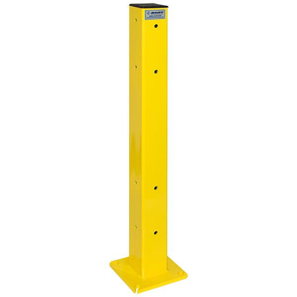 "Bluff Manufacturing TGP42-C Tuff Guard 42"" Tube Corner Post with Fasteners Main Image 1"
