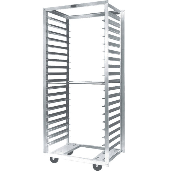 Metro RD33N 20 Pan Side Load Oval Tray Rack - Assembled
