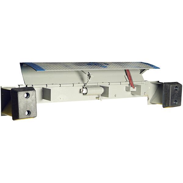 "Bluff Manufacturing 20EP78 EP Series 78"" Edge of Dock Leveler - 20,000 lb. Capacity Main Image 1"