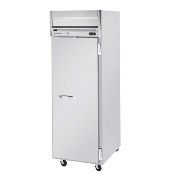 """Beverage-Air HFP1HC-1S Horizon Series 26"""" Solid Door Reach-In Freezer"""