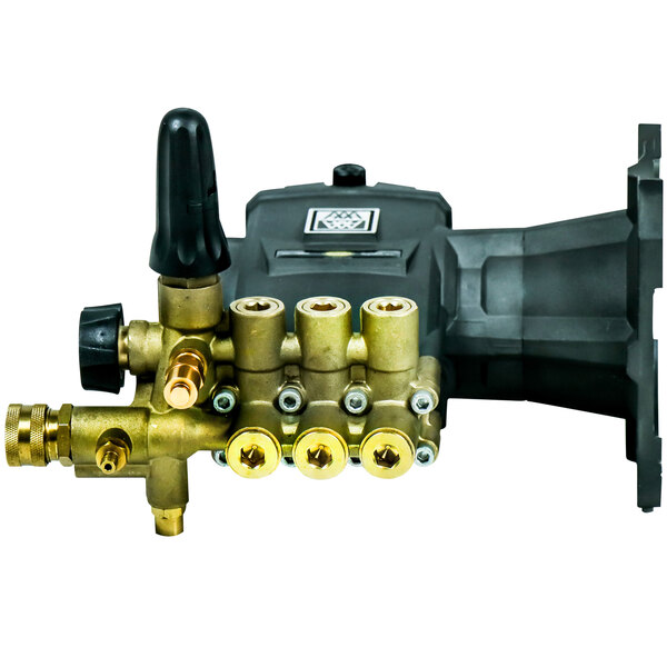 Simpson 90039 AAA C42 Triplex Horizontal Pump Kit - 4000 PSI, 3.5 GPM Main Image 1