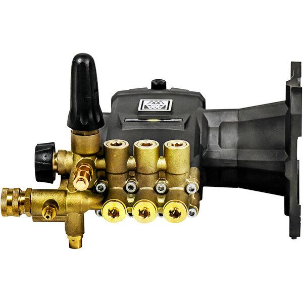 Simpson 90038 AAA C42 Triplex Horizontal Pump Kit - 3800 PSI, 3.5 GPM Main Image 1