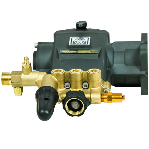Simpson 90037 AAA C32 Triplex Horizontal Pump Kit - 3400 PSI, 2.5 GPM Main Image 1