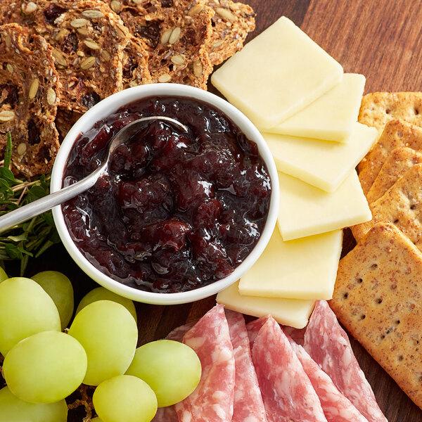 Dalmatia 3.3 lb. Sour Cherry Spread - 4/Case Main Image 2