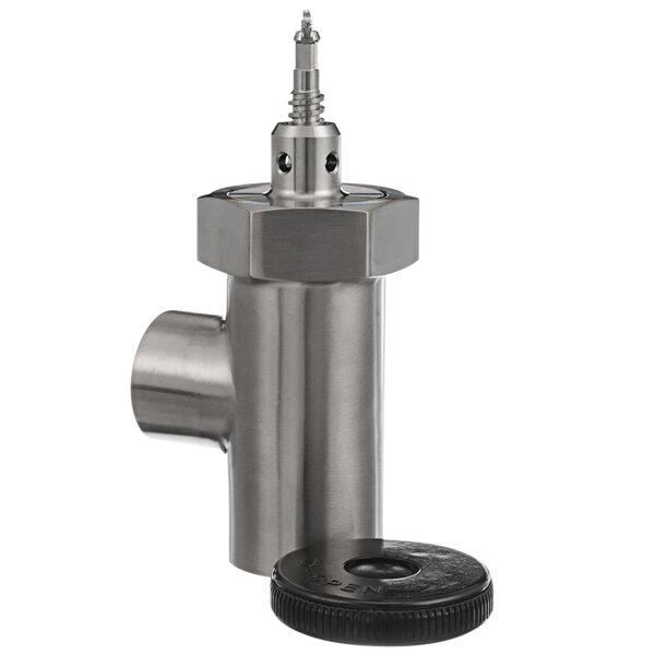 """All Points 56-1082 2"""" Stainless Steel Steam Kettle Draw-Off Valve Main Image 1"""