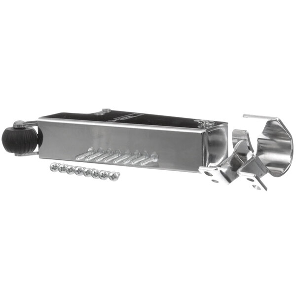 """All Points 26-3994 4 11/16"""" x 1 3/8"""" Spring Loaded Door Closer - Universal Main Image 1"""