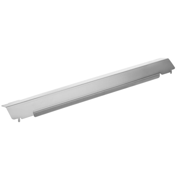 "MagiKitch'n 5402-1033901 Equivalent Stainless Steel Radiant; 22"" x 3 3/8"" Main Image 1"