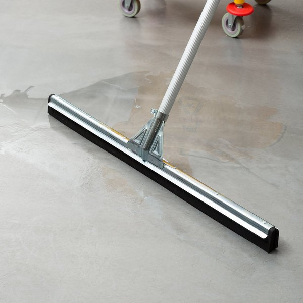 "Unger HM750 WaterWand 30"" Heavy-Duty Straight Floor Squeegee Main Image 7"